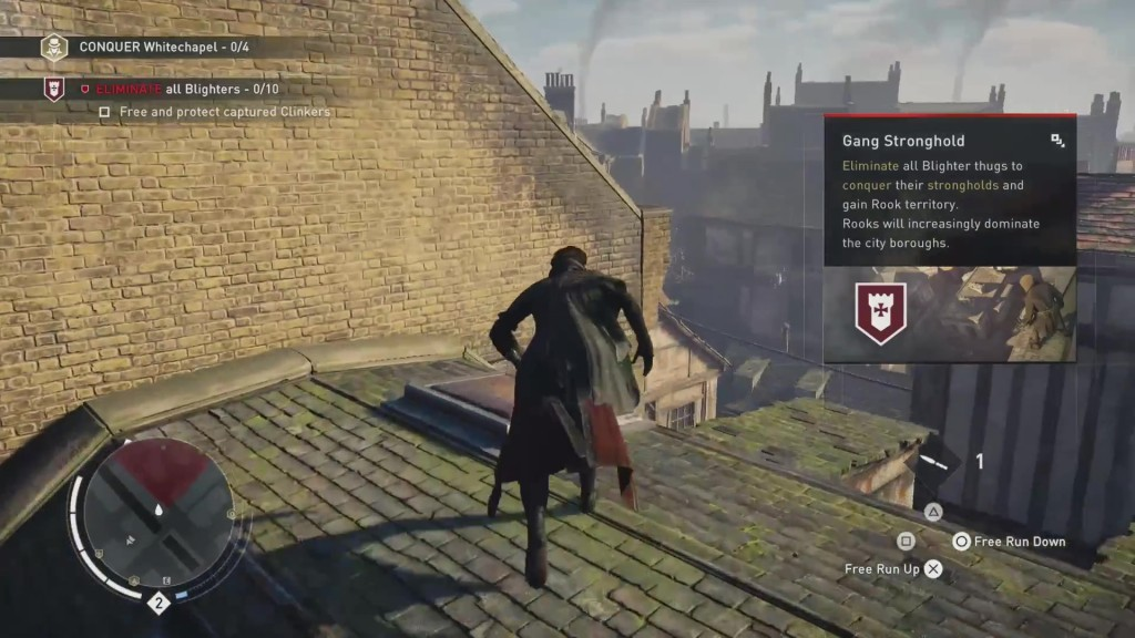 ac syndicate gang stronghold guide