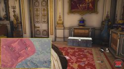 ac syndicate golden chest buckingham palace