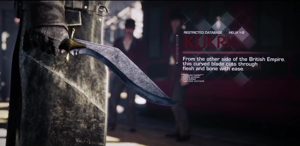 Kukri Guide Assassin S Creed Syndicate