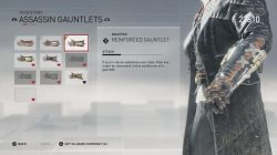 ac syndicate reinforced gauntlet