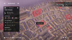 arties yard map