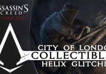 city of london helix glitches