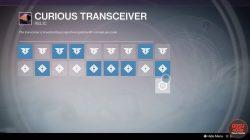 destiny ttk sleeper simulant transceiver code 1