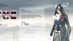 evie military suit