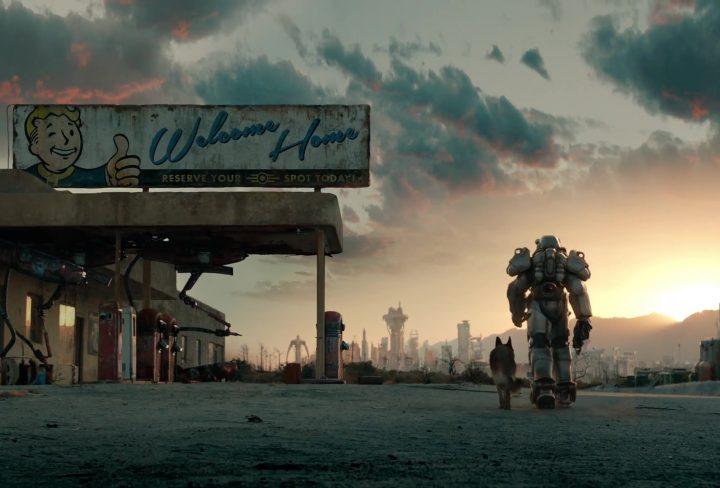 fallout 4 wanderer trailer