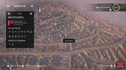 glitch 5 church spire map