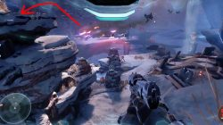 halo 5 where to find intel in mission 1 osiris