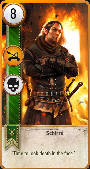 hearts of stone schirru gwent card