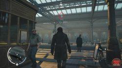 helix glitch 9 train station