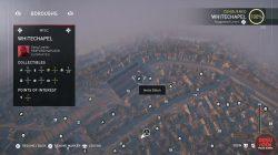 helix glitch 9 train station map