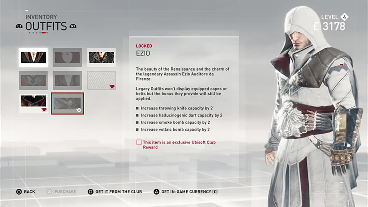 How To Get Ezio Outfit Ac Syndicate