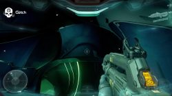 mission 10 catch skull location halo 5