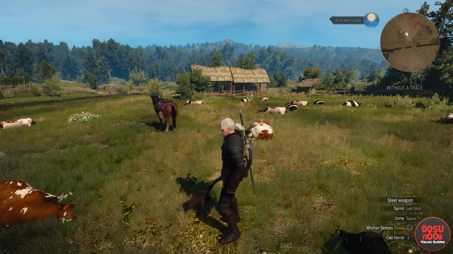 Cow Farm Witcher 3 - All About Cow Photos