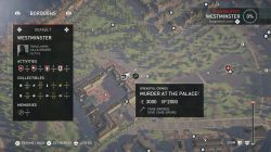 murder at the palace map