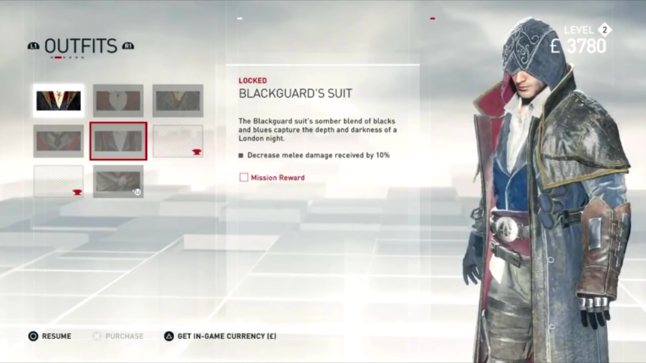 Jacobs Outfits Ac Syndicate