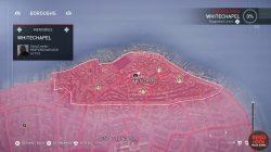 secret 18 Map