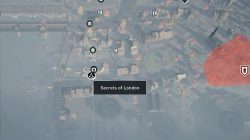 secret 6 lambeth south west docks map zoom in