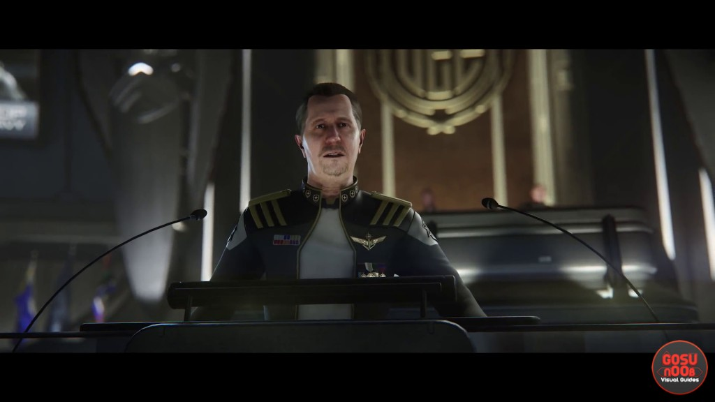 star citizen admiral bishop senate speech