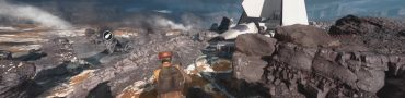 star wars battlefront drop zone game mode