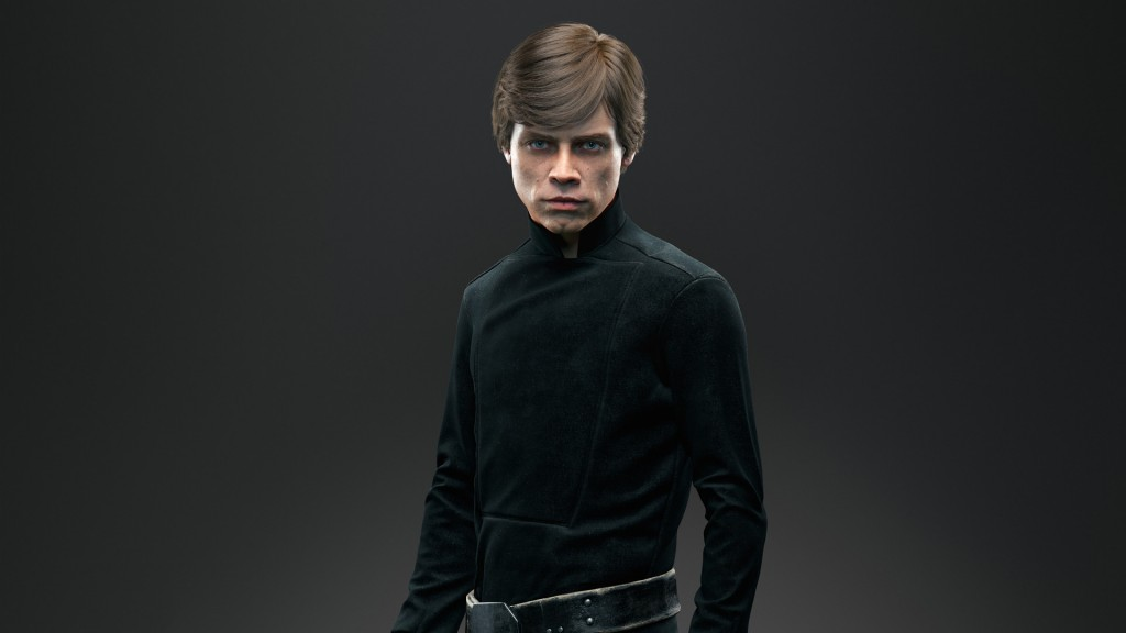 star wars battlefront luke skywalker hero