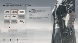 syndicate hardened leather gauntlet