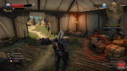 where to find ofieri armor witcher 3