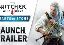 witcher 3 hearts of stone launch trailer