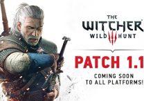 witcher 3 update 1.10 change log
