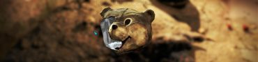 Bear Mascot Head Fallout 4