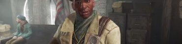 Companion Perks fallout 4