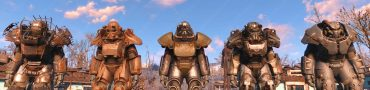 Fallout 4 Power Armors