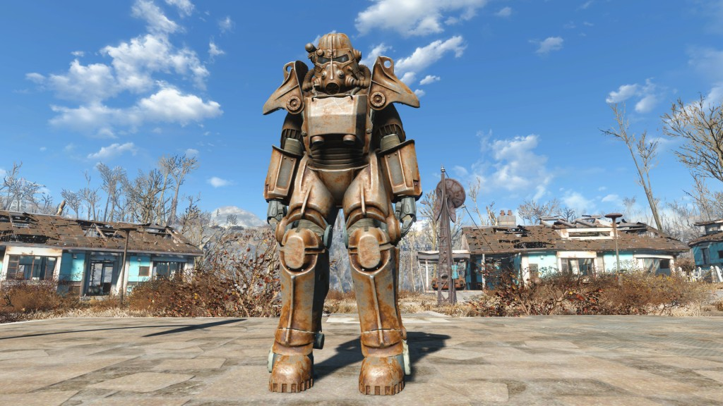 Power Armor Locations | Fallout 4