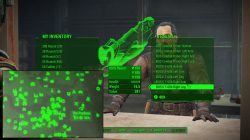 Fallout 4 T-60 Power Armor location the prydwen