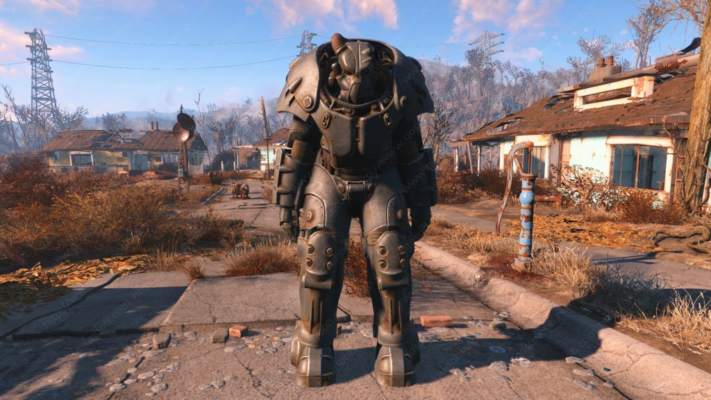 Fallout 4 X-01 Power Armor
