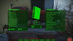 Fallout4 store all junk