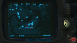 Melee Bobblehead map location fallout 4