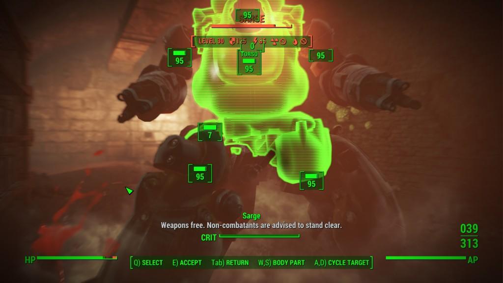Sarge Fallout 4