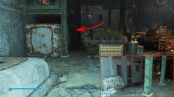 automatron power armor x01 location