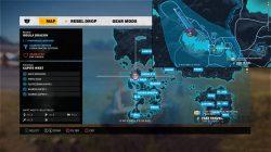daredevil jump locations insula dracon capite west