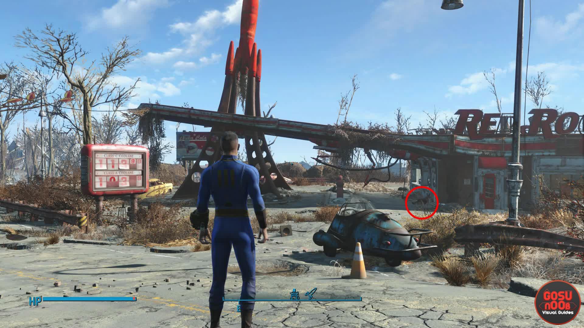 Dogmeat | Fallout 4 Companion on