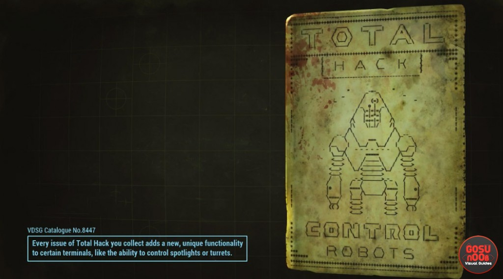 fallout 4 perk magazine locations
