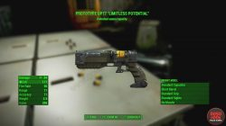 fallout 4 prototype up77 limitless potential