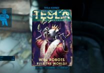 fallout 4 tesla science magazine