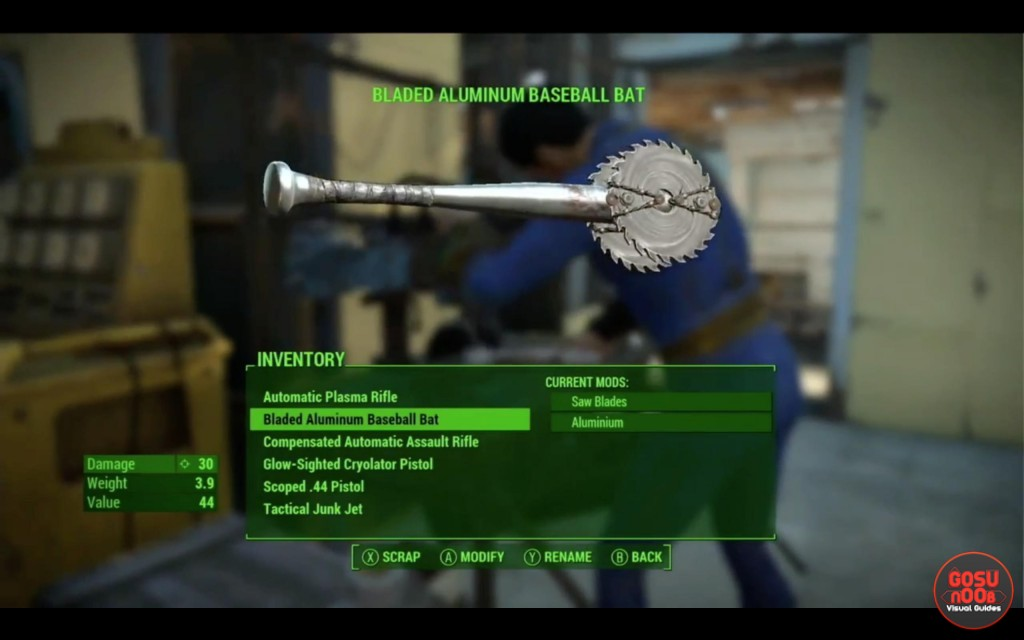 fallout 4 weapon customization