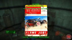 hot rodder magazine fallout 4