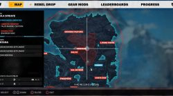 just cause 3 top of the world trophy