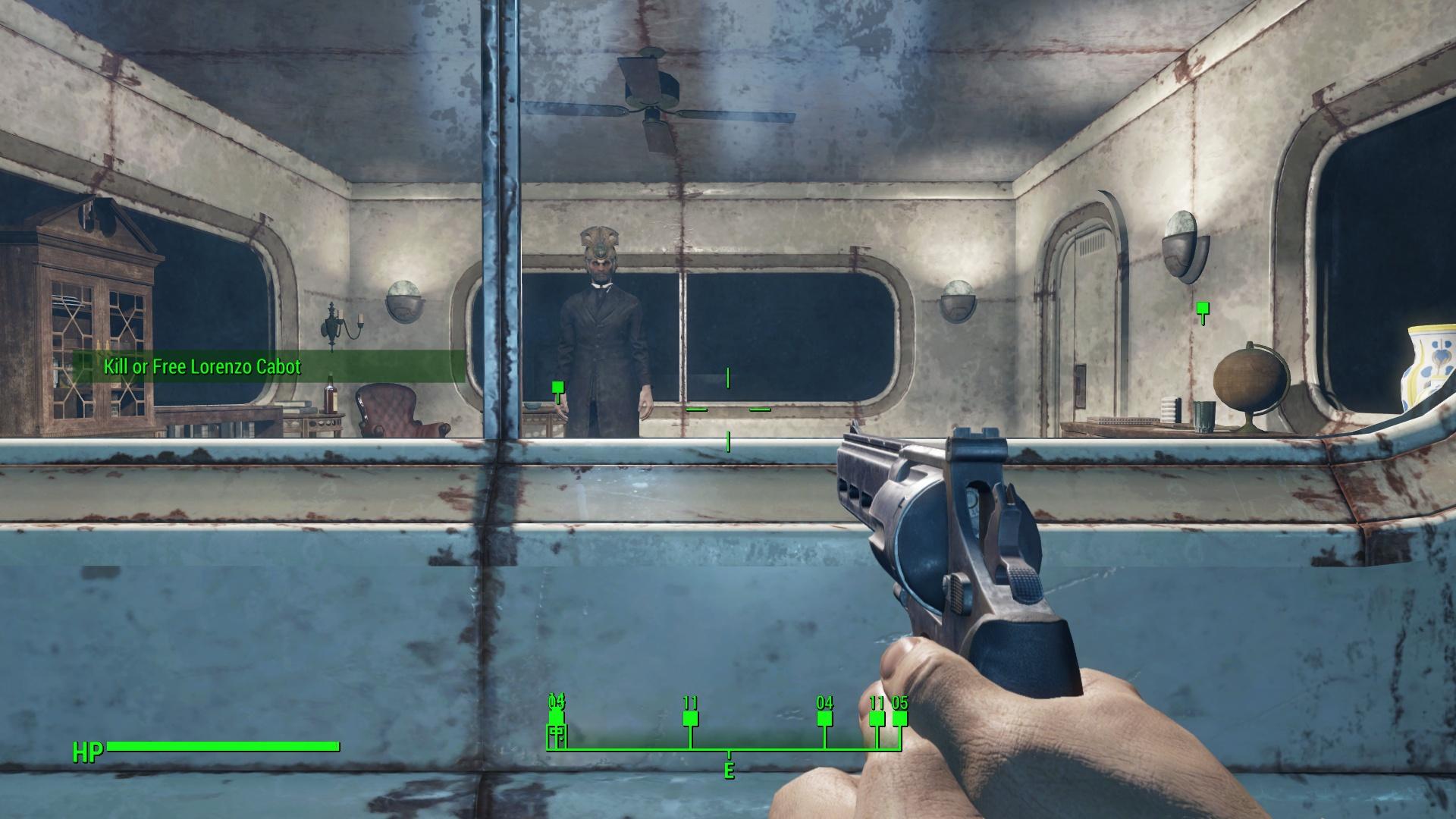 kill or free lorenzo fallout 4