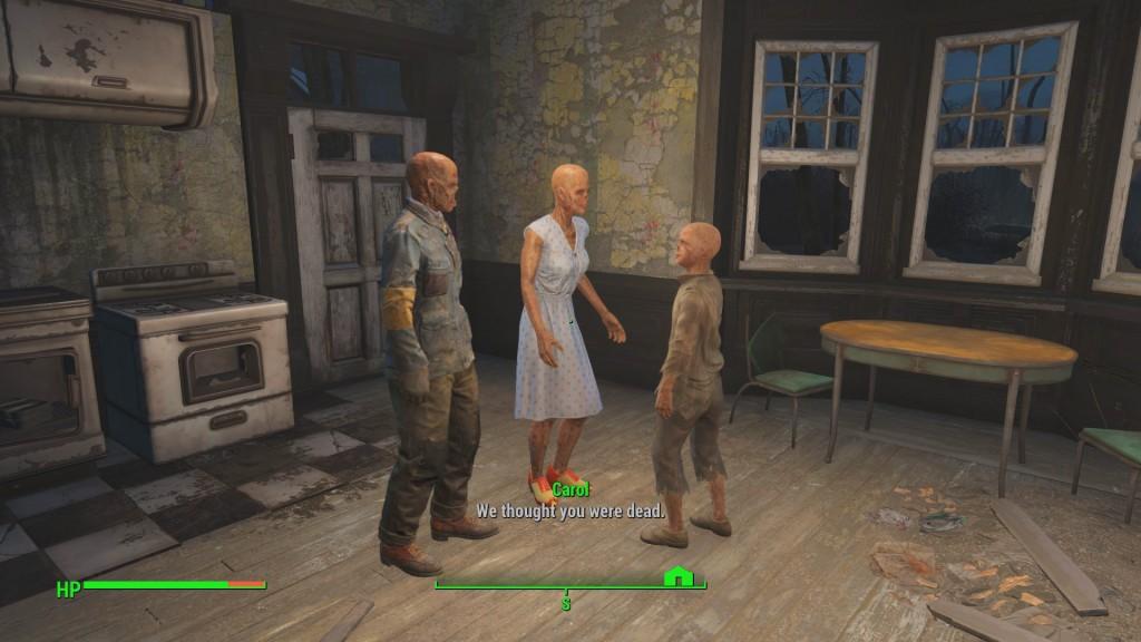 peabody family fallout 4