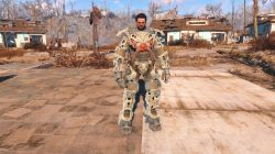 power armor danse