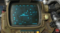 science bobblehead map location fallout 4